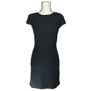 Alice + Olivia Ribbed Knit Bodycon Dress